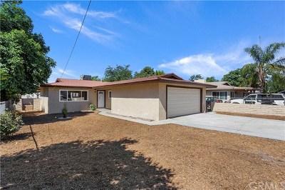 Hemet Single Family Home For Sale: 124 N Dillon Avenue