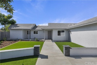 Anaheim Single Family Home For Sale: 1834 E Bassett Way