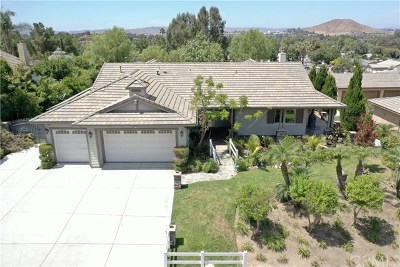 Norco Single Family Home For Sale: 2980 Dapplegray Lane