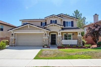 Riverside Single Family Home For Sale: 32031 Poppy Way