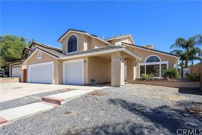 Lake Elsinore Single Family Home For Sale: 15058 Danielle Way
