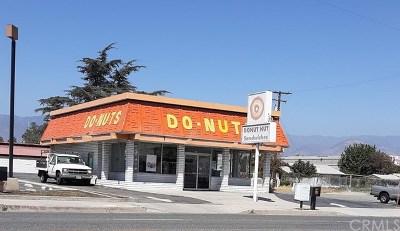 San Bernardino Commercial For Sale: 408 W Mill Street