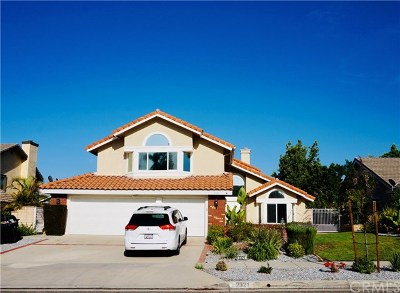 Corona Single Family Home For Sale: 2321 Heritage Dr