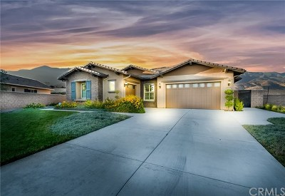 Rancho Cucamonga Single Family Home For Sale: 5518 Compass Place