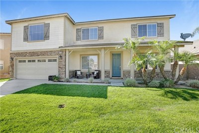 Eastvale Single Family Home For Sale: 6271 Ruby Crest Way
