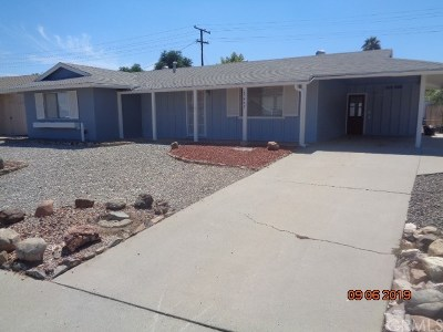 Canyon Lake, Lake Elsinore, Menifee, Murrieta, Temecula, Wildomar, Winchester Rental For Rent: 29407 Pebble Beach Drive