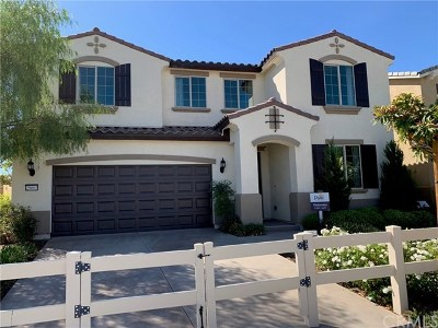 Menifee Single Family Home For Sale: 29665 Rigging Way
