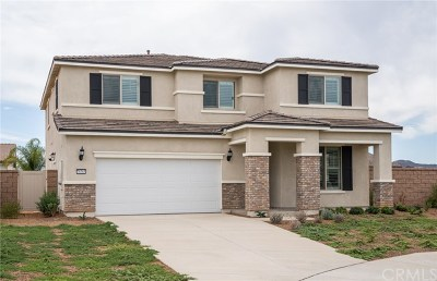 Menifee Single Family Home For Sale: 28365 Pewter Court