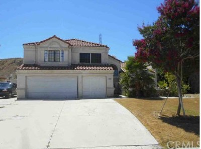 Colton CA Single Family Home For Sale: $419,000