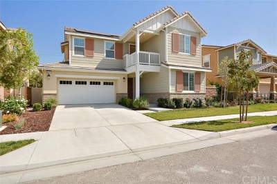Chino Single Family Home For Sale: 6178 Athena Street