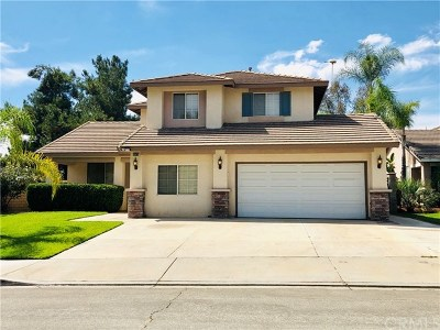 Yucaipa Single Family Home For Sale: 33302 Golden Meadow Court