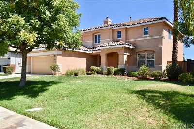 Lake Elsinore Single Family Home For Sale: 264 S Ralph Road