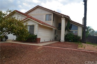 Wildomar Single Family Home For Sale: 35471 Wanki Avenue