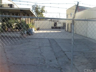 San Bernardino Commercial For Sale: 24883 5th Street