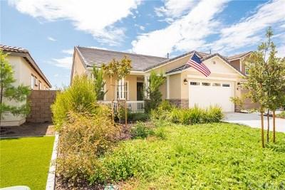 Menifee Single Family Home For Sale: 29717 Far Shore Drive