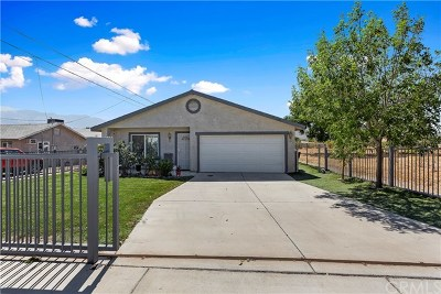 Banning Single Family Home For Sale: 1292 E Nicolet Street