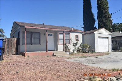 Riverside CA Single Family Home For Sale: $395,000