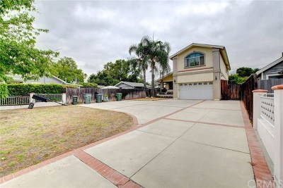 Pasadena Single Family Home For Sale: 1739 Brigden Road