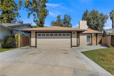 Riverside CA Single Family Home For Sale: $350,000