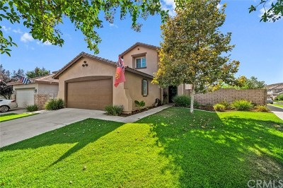 Yucaipa Single Family Home For Sale: 11914 Stovall Way