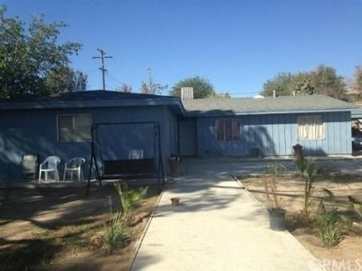 Victorville CA Single Family Home For Sale: $200,000