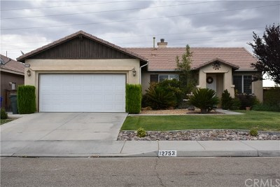 Victorville Single Family Home For Sale: 12753 Biscayne Avenue