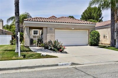 Menifee Single Family Home For Sale: 28902 Cypress Point Drive