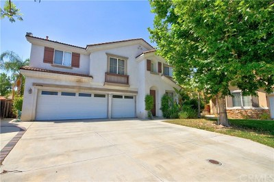 Temecula CA Single Family Home For Sale: $460,000