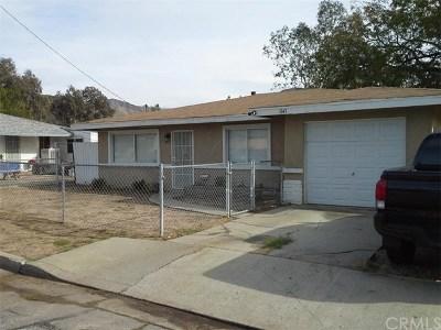 San Bernardino Single Family Home For Sale: 3143 Sanchez Street