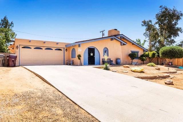 58769 La Mirada Yucca Valley, CA  | MLS# JT17094225 | Larry