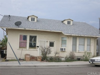 Needles Multi Family Home For Sale: 633 Cibola Street