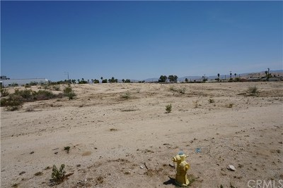 San Bernardino County Residential Lots & Land For Sale: Gorgonio Drive