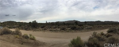 Lucerne Valley Residential Lots & Land For Sale: N Burns Canyon Road