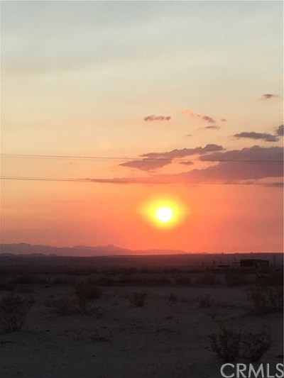 Lucerne Valley Residential Lots & Land For Sale: Near Santa Fe