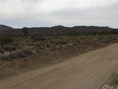 Lucerne Valley Residential Lots & Land For Sale: Burns Canyon Road