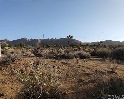 San Bernardino County Residential Lots & Land For Sale: 60400 Alta Mesa Drive