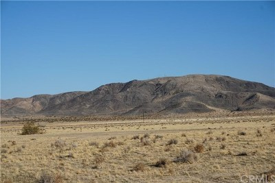 San Bernardino County Residential Lots & Land For Sale: 66000 Canterbury Street
