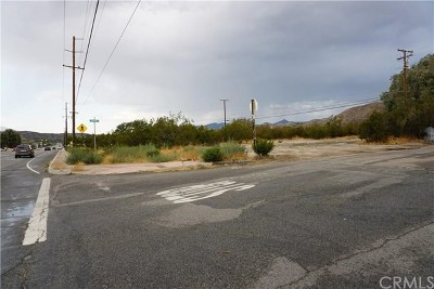 San Bernardino County Residential Lots & Land For Sale: 6900 29 Palms Hwy 62