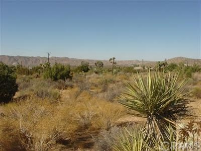 San Bernardino County Residential Lots & Land For Sale: 57370 Ross Road
