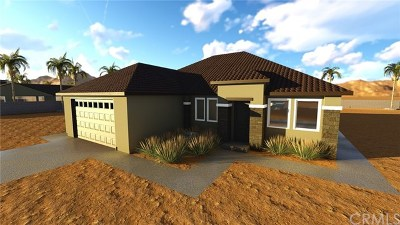 Yucca Valley Single Family Home For Sale: 56942 Ivanhoe Drive