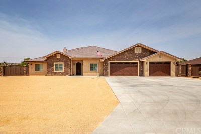 Yucca Valley Single Family Home For Sale: 57964 Hidden Gold Drive