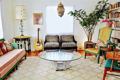 Joshua Tree Single Family Home For Sale: 61951 Mountain View Circle