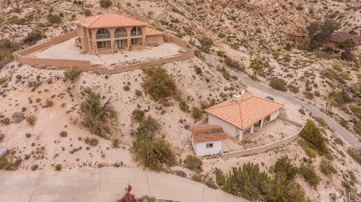 Yucca Valley Single Family Home For Sale: 57374 Buena Suerte Road