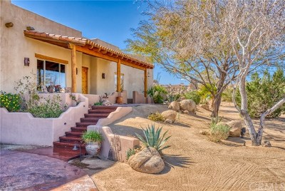 Yucca Valley Single Family Home For Sale: 57634 Manzanita Drive