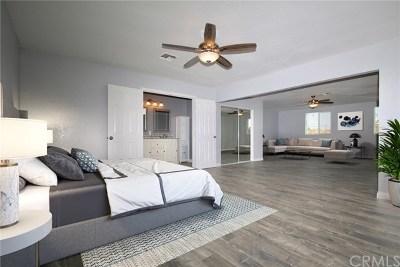 Joshua Tree Single Family Home For Sale: 62146 Crestview Drive