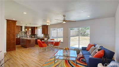 Joshua Tree Single Family Home For Sale: 61755 Navajo