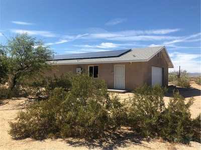 29 Palms Single Family Home For Sale: 6175 Colaw Road