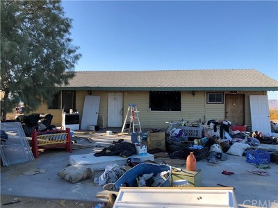 29 Palms Multi Family Home For Sale: 5770 Allen Ave