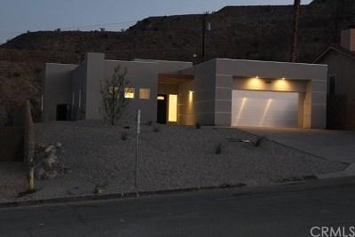Joshua Tree Single Family Home For Sale: 62677 Starlight Street
