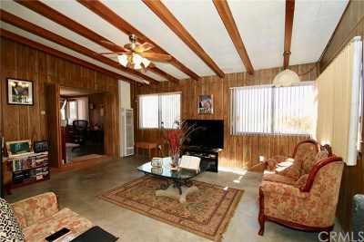 Yucca Valley Single Family Home For Sale: 60153 Stearman Road